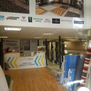 Carpet and Vinyl Showroom in Birstall, Leeds