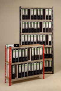 A4 box files archive storage