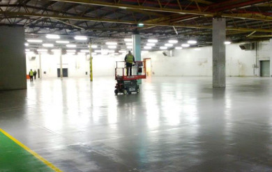 warehouse relocation