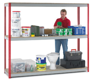 Just Shelving - heavy duty
