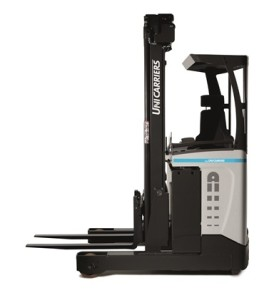 Unicarriers - Atlet Reach Truck