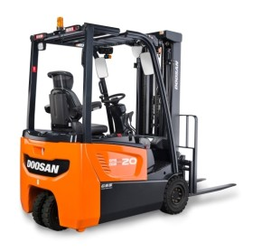 Doosan Electric Counterbalance Forklifts