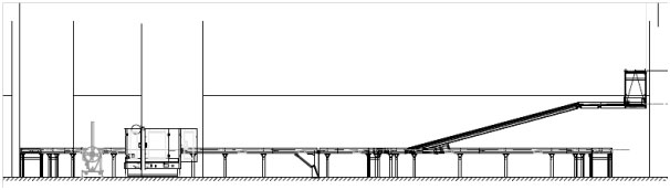 conveyor system design drawings
