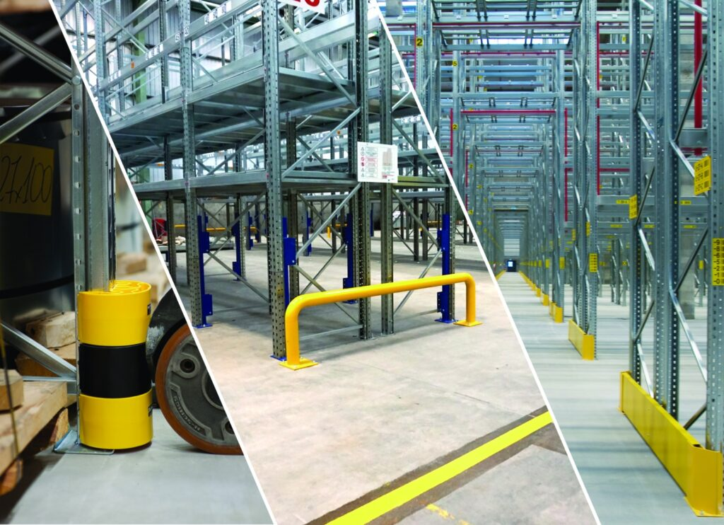 PalletRackingSafetyBarriers