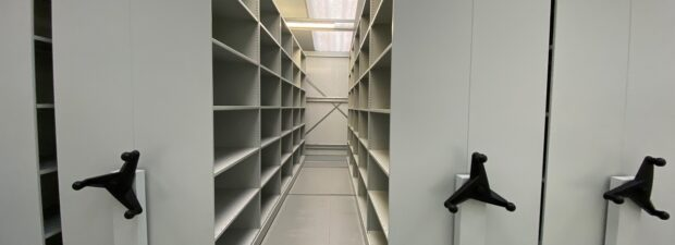 Warehouse Mobile Shelving North Yorkshire