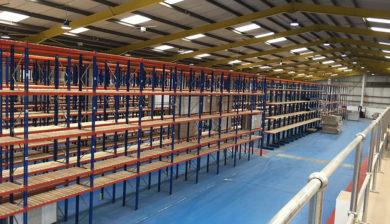 Pallet Racking Installation Yorkshire