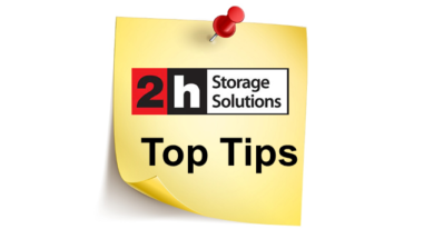 2h Storage Solutions Top Tips